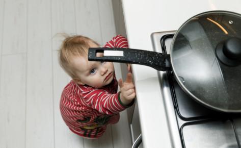 Prevención de accidentes en el hogar