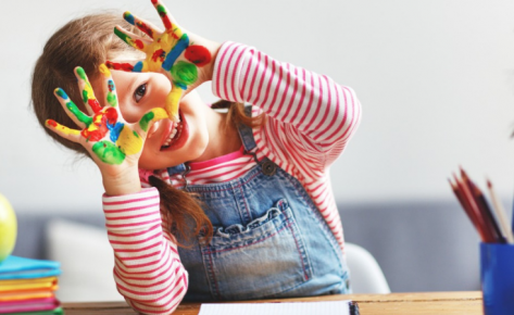 El arte en la primera infancia