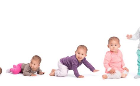 Hitos del desarrollo infantil