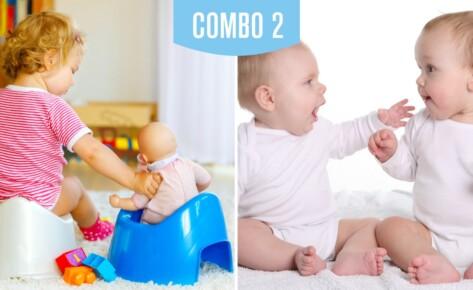 COMBO 2: ¡YO SOLITO/A!